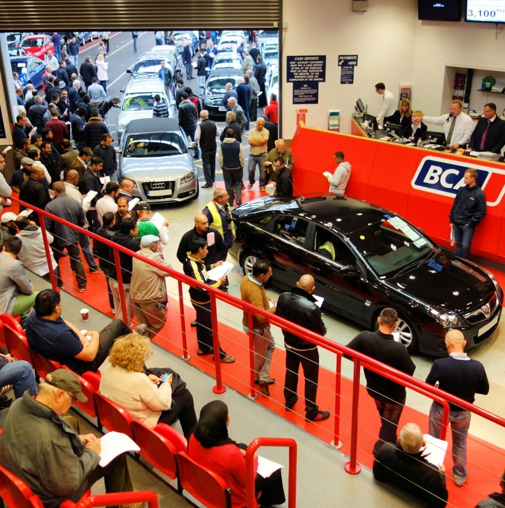 Porsche Carrera GT to hit BCA
