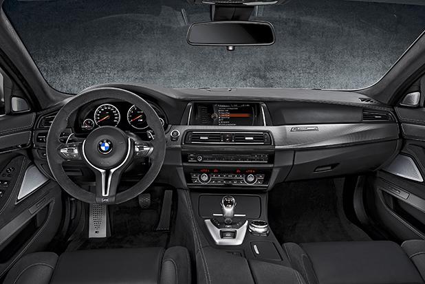 BMW-M5-30-Jahre-Edition-interior