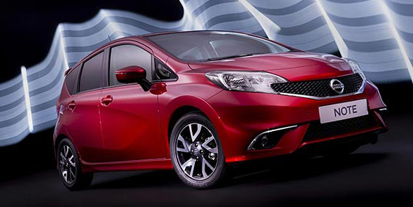 Nissan Note video