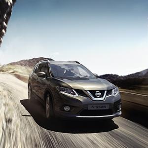 Nissan-X-Trail-fleet-cars