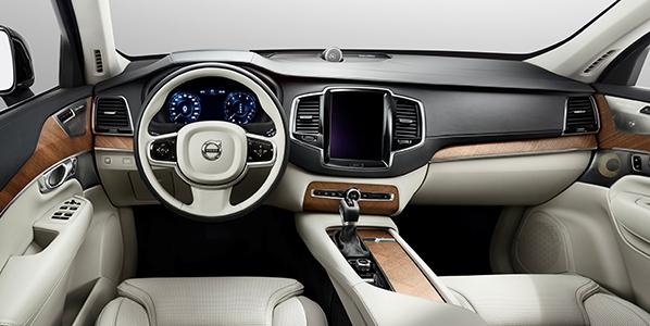Volvo-XC90-interior-fleet-news