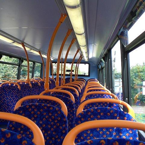 Empty bus-Bus-fleet news