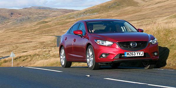 Mazda6 video