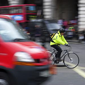 Cyclistintraffic