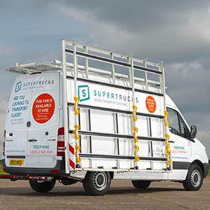 The specialist van