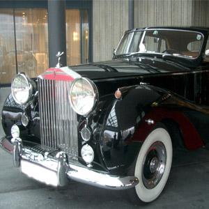 Rolls-Silver-Wraith