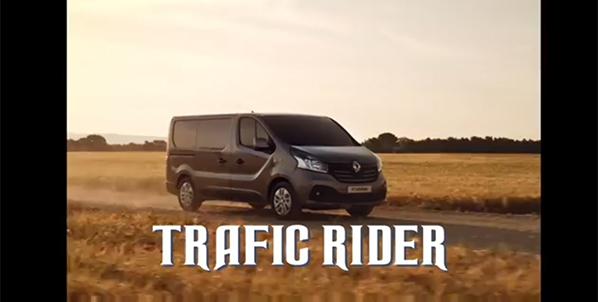 Trafic Rider