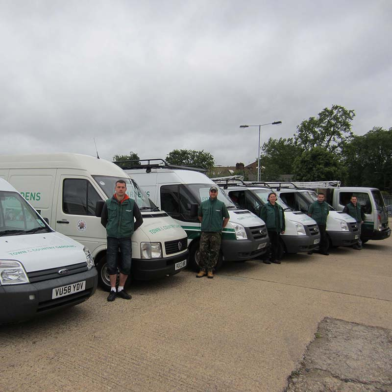 The Team. Fleetmatics GPS Tracking System Helps Gardening Company ...
