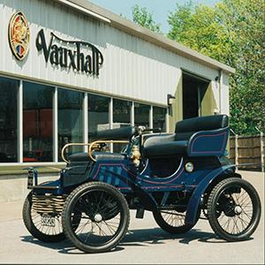 Vauxhall heritage