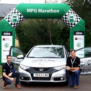mpg marathon