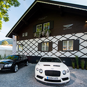 bentley lodge in kitzbuhel