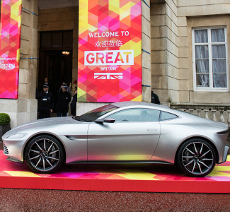Aston MartinDB10
