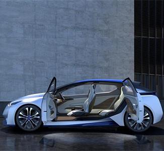Nissan IDS concept1