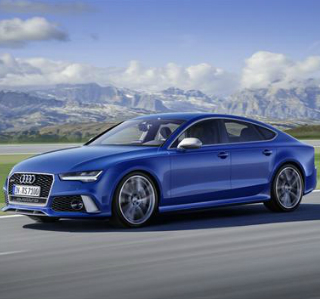 RS 7 sport back performance