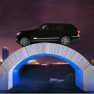 range rover bridge