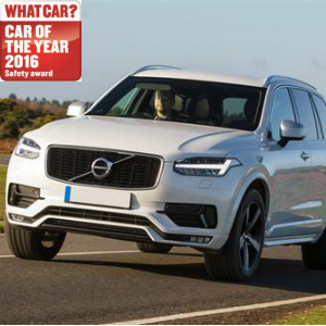 VolvoXC90 safestcar