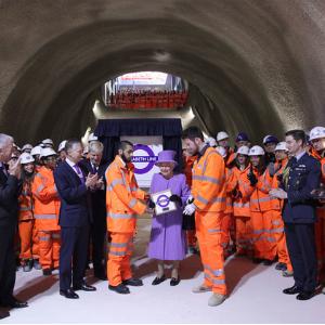 queen crossrail