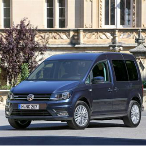 vw caddy TGI bluemotion