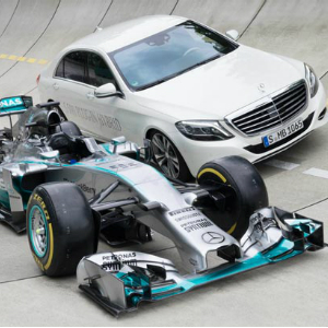 F1 to normal car