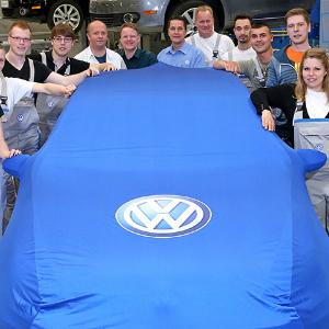 VW apprenticeship