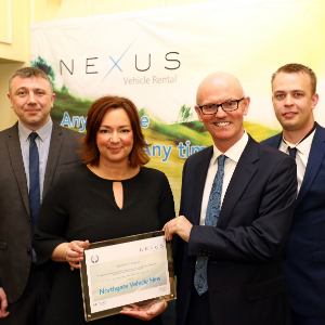 Nexus Supplier Awards
