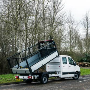 VW crafter tipper