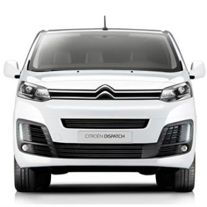 new citroen dispatch