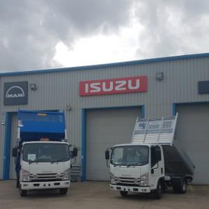 Isuzu Truck HRVS Sleaford 05 16 LoRes
