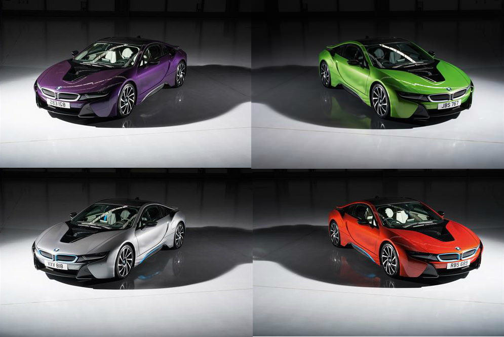 bmwi8 colours