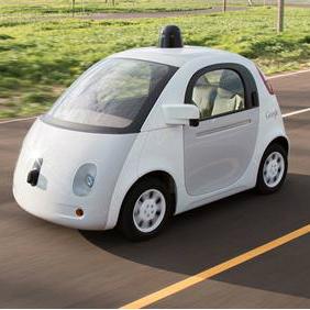google driverless
