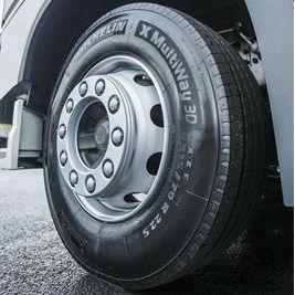 truck tyre michelin