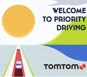 tomtompriority driving