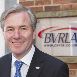 BVRLA Chief Executive Gerry Keaney