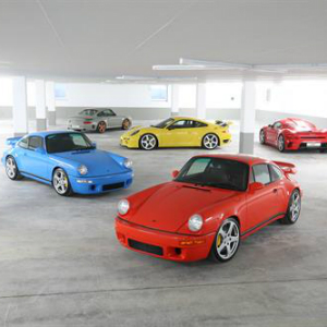 RUF automobile