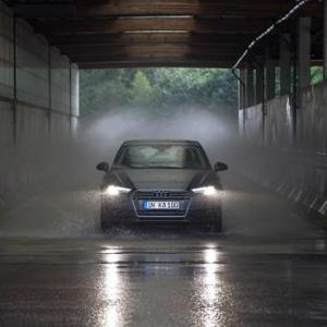 Audi Inka Test