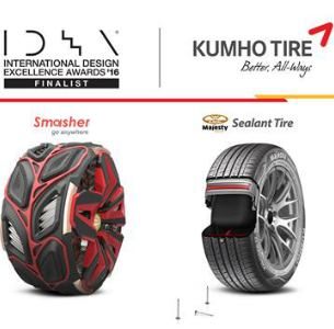 Kumho IDEA award