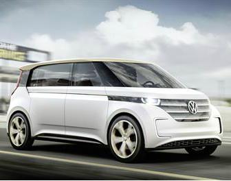 VW Budd-e concept original