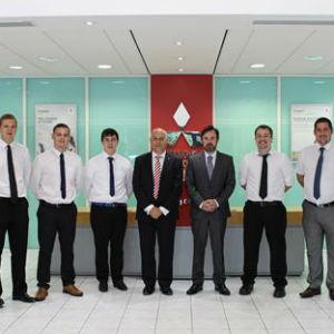 mitsubishi  apprenticeships