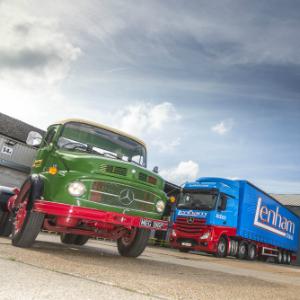 70th anniversary Actros - Lenham Storage (21)