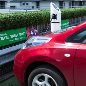 Fleet Alliance Charge Point
