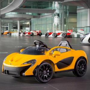 McLaren P1tinyyellow