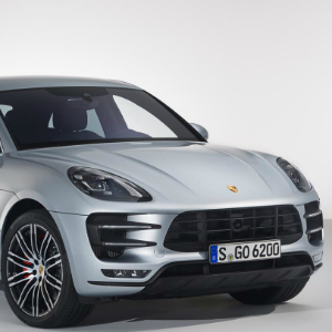 Porsche macan performace package