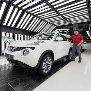 Nissan Production