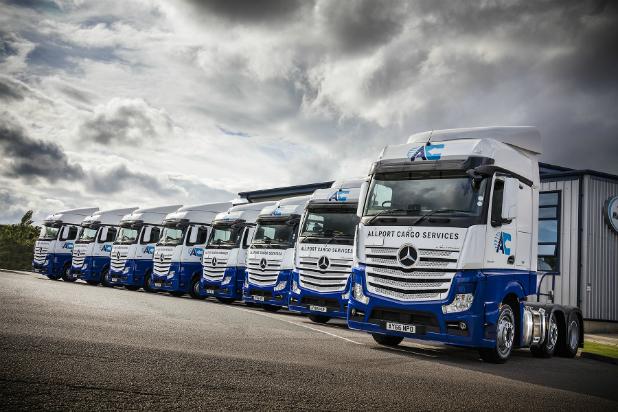 Actros 2545 - Allport Cargo Services (4)