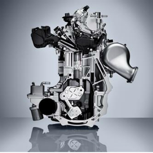 Infiniti VC turbo engine