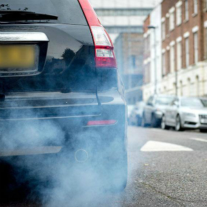 car exhaust air pollution 2016