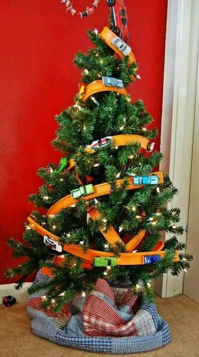 hotwheels tree
