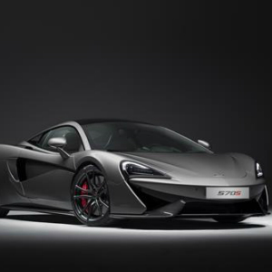 mclaren 570s with fast track