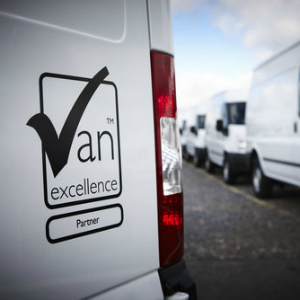 van excellence sticker