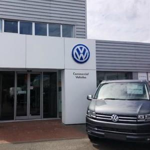 vw dedicated van centre